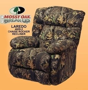 Camo recliners 1