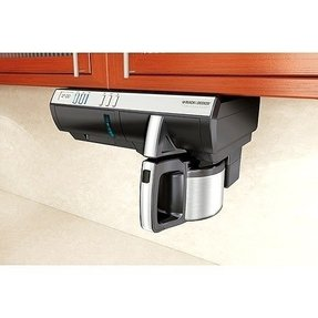 Coffee Maker Under Cabinet