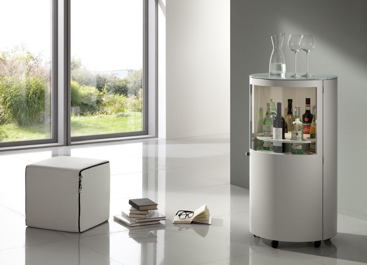 Superbe Contemporary Bar Cabinets