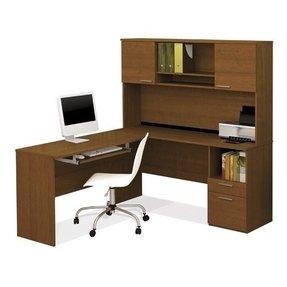 Super Corner Computer Desk With Hutch For Home Ideas On Foter Download Free Architecture Designs Momecebritishbridgeorg