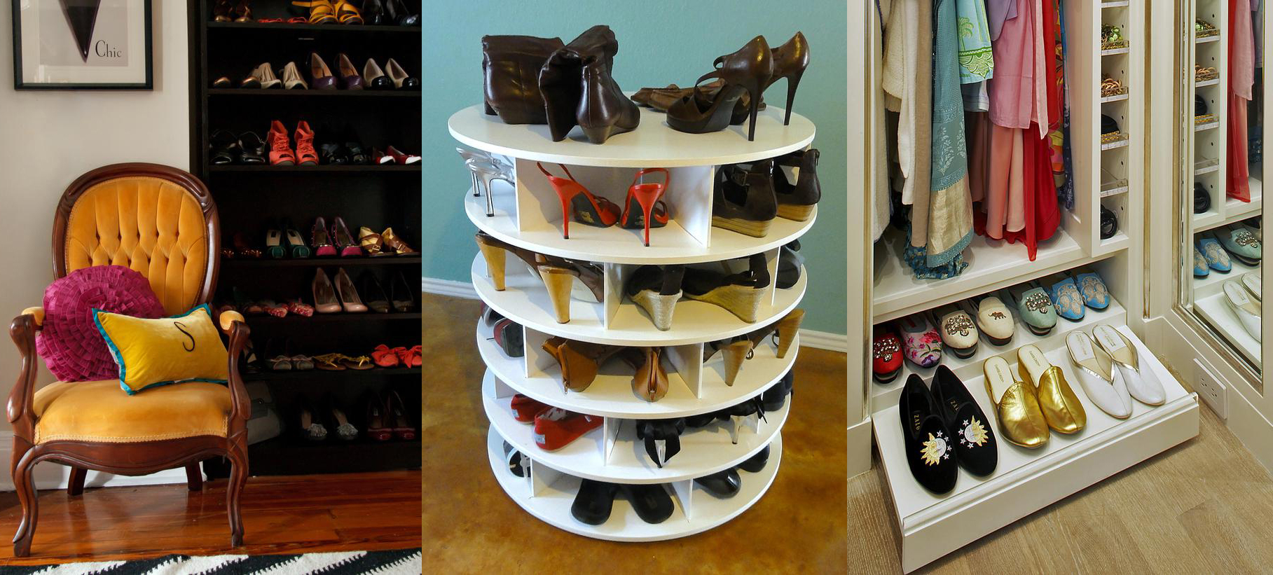 Dresser With Shoe Storage