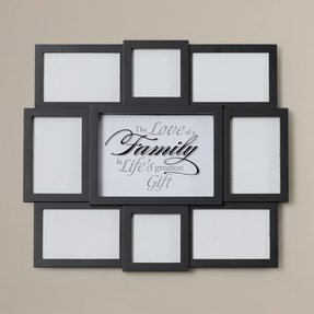 Large Family Collage Picture Frames Foter
