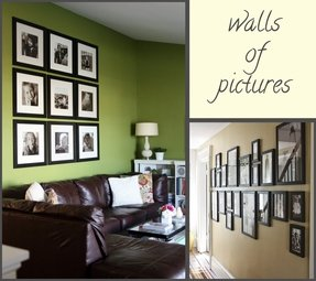 Large Family Collage Picture Frames - Foter