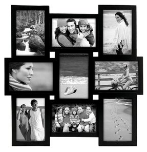 Large family collage picture frames 2