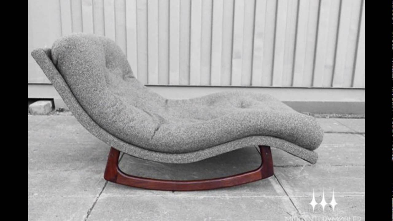 Modern Rocking Chairs 1