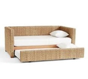 Wicker Daybed With Trundle Ideas On Foter