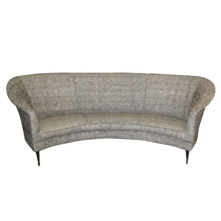 Delicieux Small Curved Couch 13