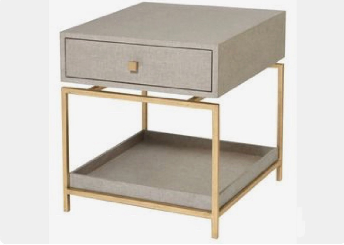 Studio A Alexander Side Table
