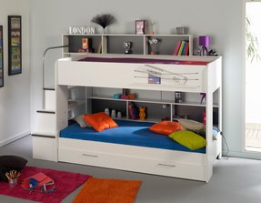 Trundle beds white