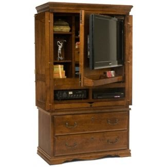 Tv armoire with doors & Tv Armoire With Doors And Drawers - Foter