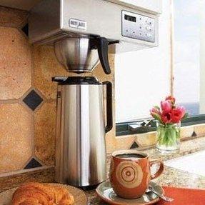 Under Cabinet Coffee Maker Merch And Espresso