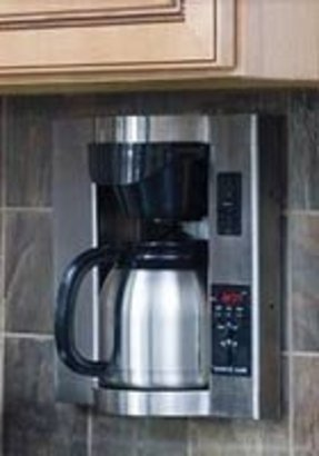 Under Cabinet Coffee Makers Are Great For Both And