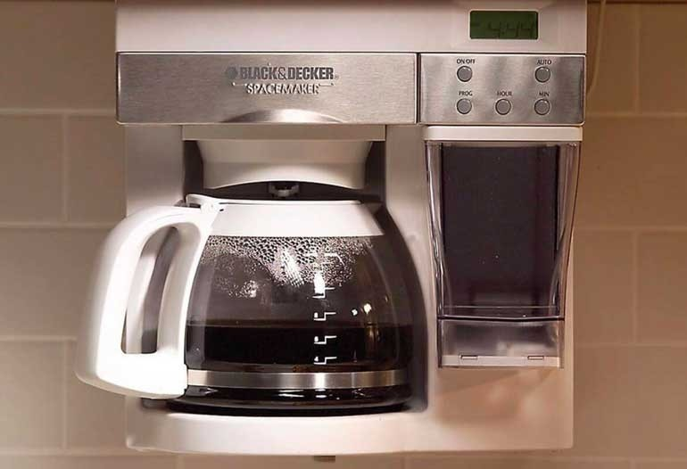 Merveilleux Under The Cabinet Coffee Maker