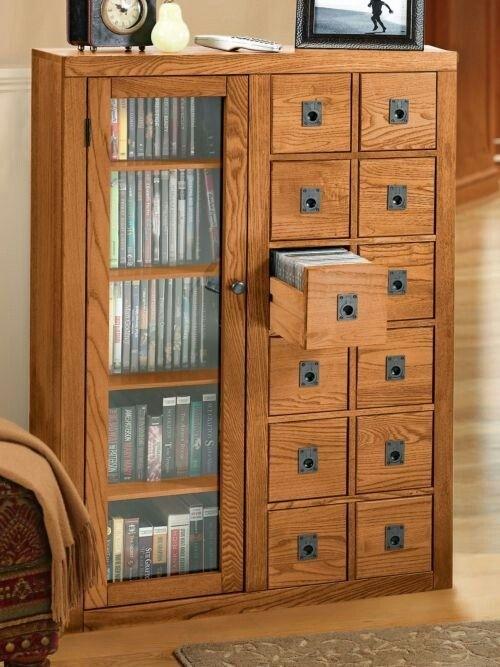Wood cd storage & Wood Cd Storage - Foter