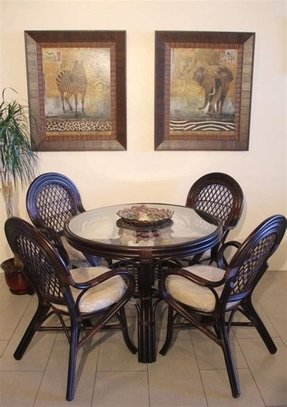 Wicker Rattan Dining Chairs Ideas On Foter