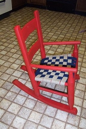 Caning chair seats 5