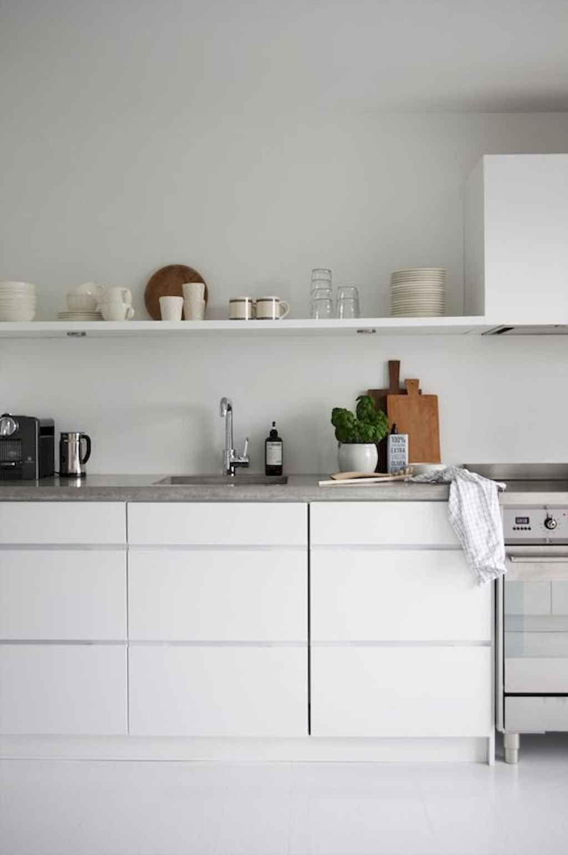 Corner Shelf Kitchen Counter