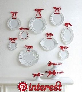 Decorative plates for kitchen 10
