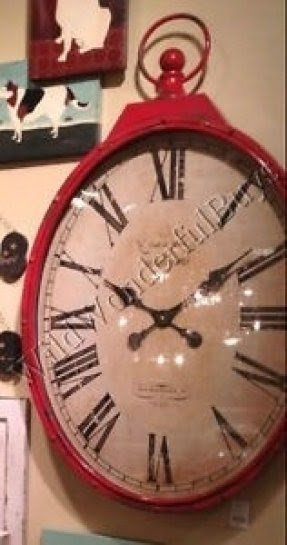 Oversized Decorative Wall Clocks Foter