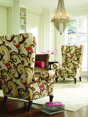 High wing back chairs 14
