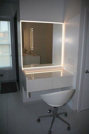 Infinity Led Mirror Bathroom