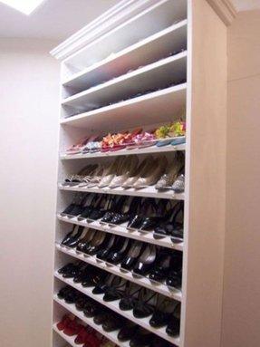 Narrow Shoe Storage Foter