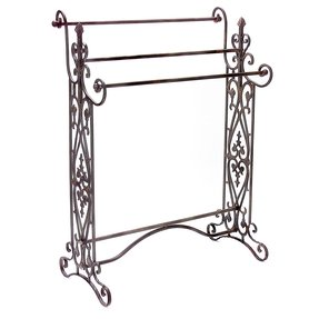 wrought iron quilt rack ideas on foter