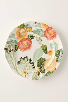 Kitchen decorative plates