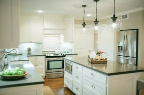 Kitchen islands with drawers 10