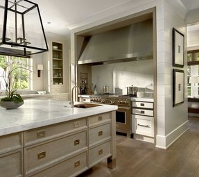 Kitchen islands with drawers 11
