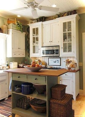Kitchen Islands With Drawers - Foter