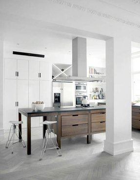 Kitchen islands with drawers 32
