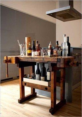 Mini Liquor Cabinet 23