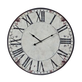 Oversized decorative wall clocks