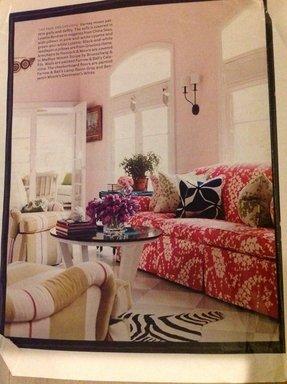 Pink Living Room Furniture Foter