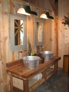 Rustic Bathroom Sinks Foter