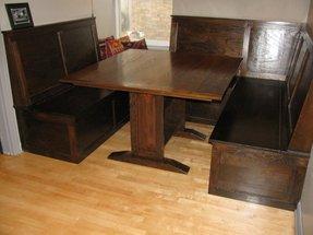 pub style furniture foter. Black Bedroom Furniture Sets. Home Design Ideas