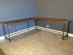 Wood L Shaped Desk for 2020 - Ideas on Foter
