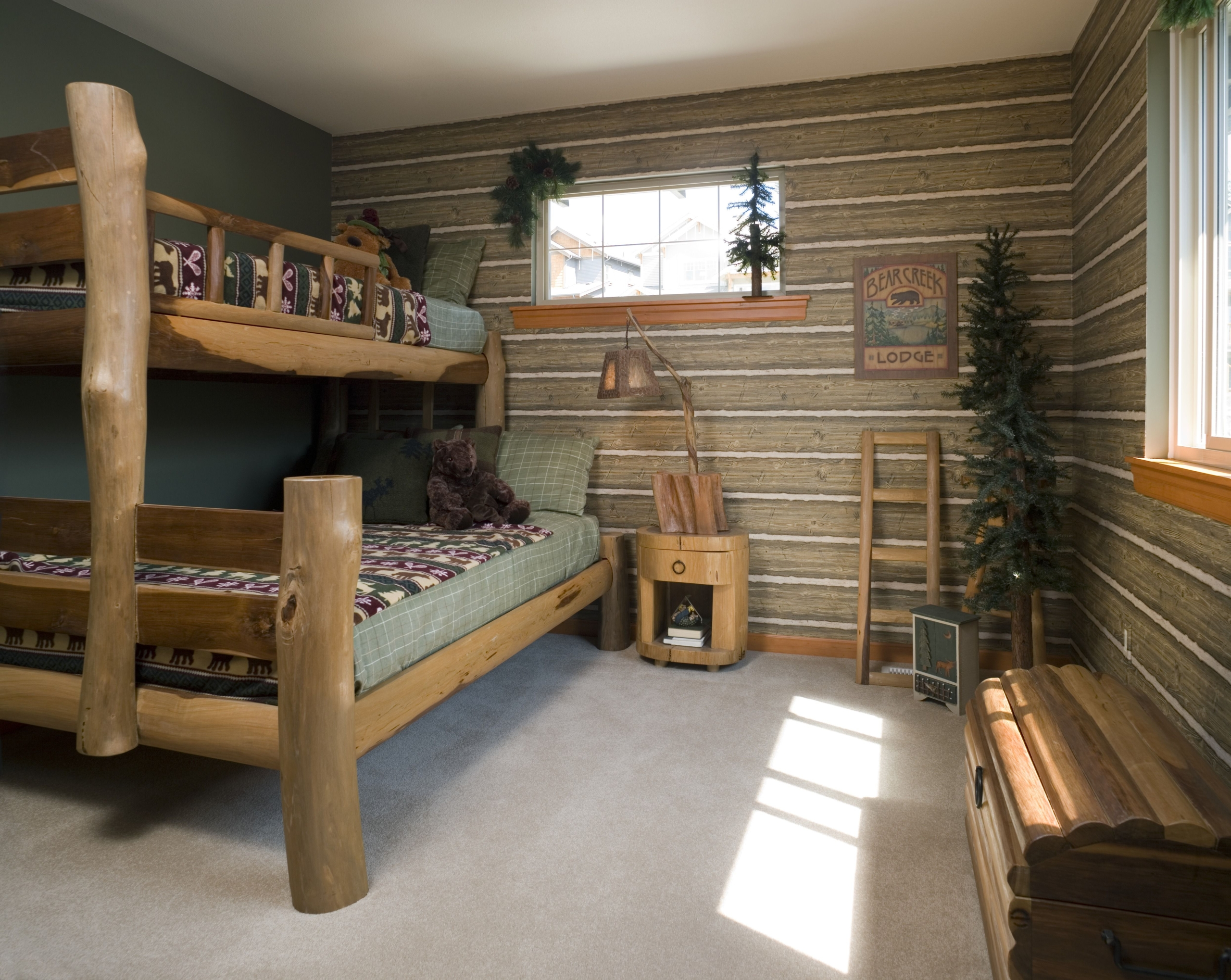 Rustic Bunk Beds Ideas On Foter