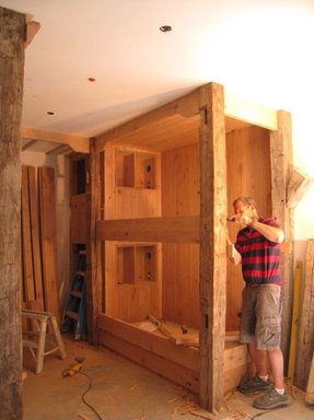 Rustic Bunk Beds Foter