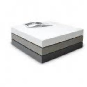 Square coffee table white 5