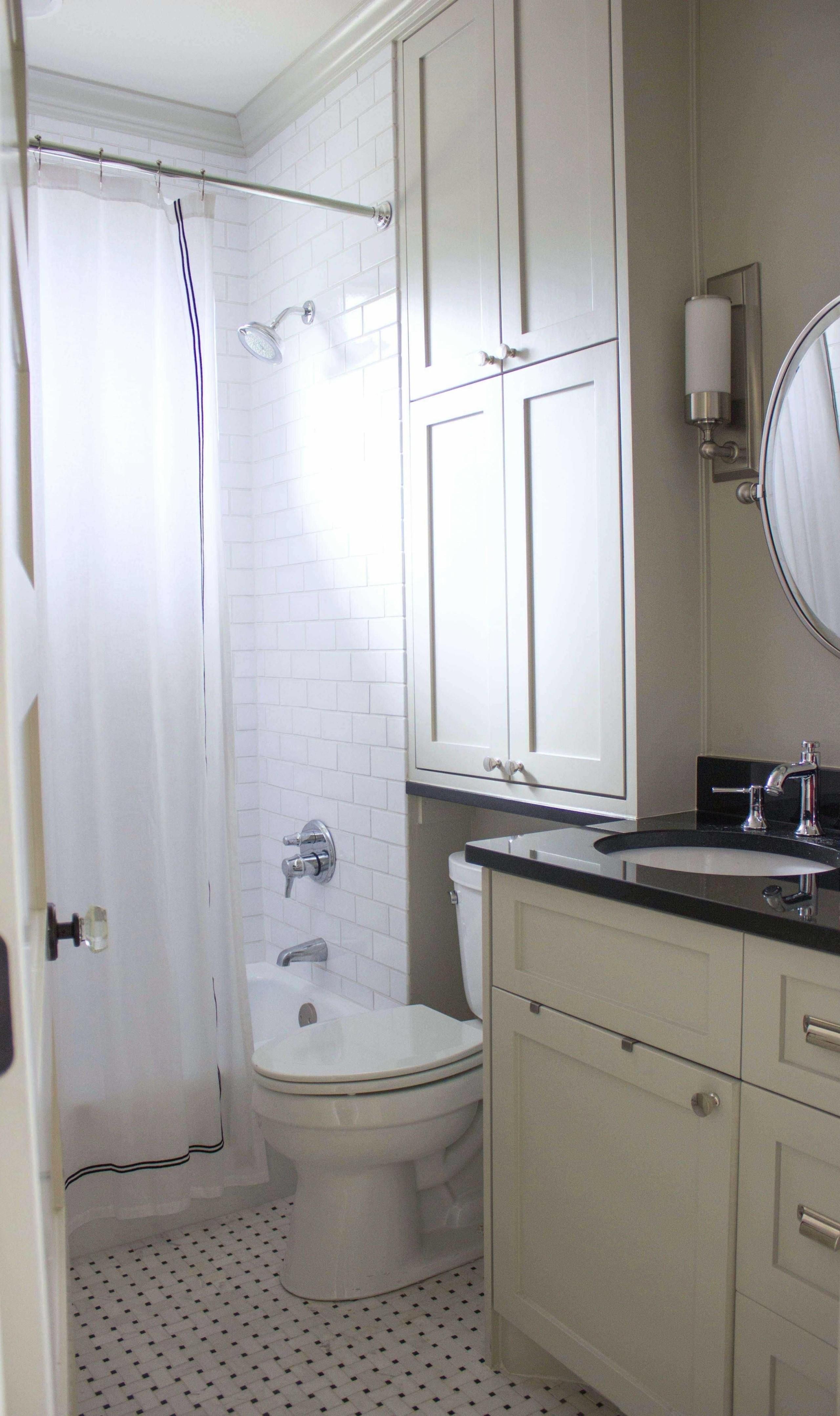 Gentil Storage Above Toilet