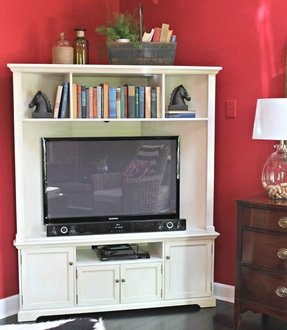 Tall Corner Cabinets For Flat Screens Ideas