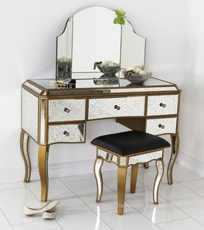 Vanity Mirror With Lights And Desk. Vanity mirror hollywood lights Dressing Table With Mirror And Lights  Foter