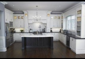 White Kitchen Island With Granite Top - Foter
