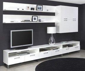 White Tv Unit 21