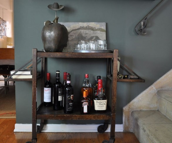 Apartment Bar Ideas