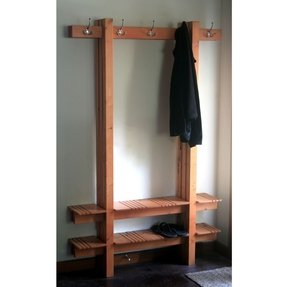 Bench Coat Rack Foter New Coat Rack Bench
