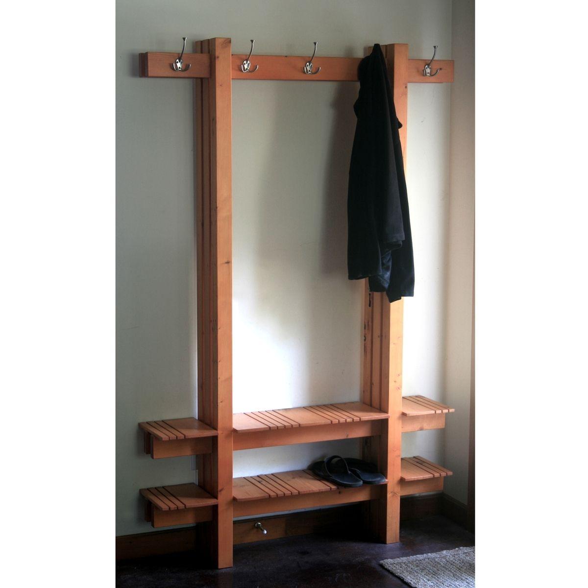 Bench coat hanger & Bench Coat Rack - Foter