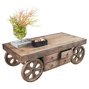 Cache decor mumford coffee table